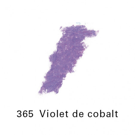SEN PASTEL ECU PETIT 365 VIOLET DE COBALT