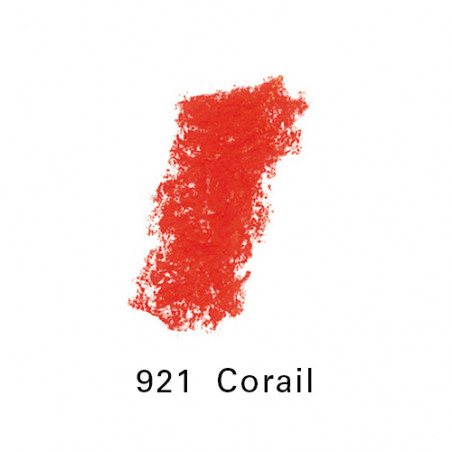 SEN PASTEL ECU PETIT 921 CORAIL  NO 2