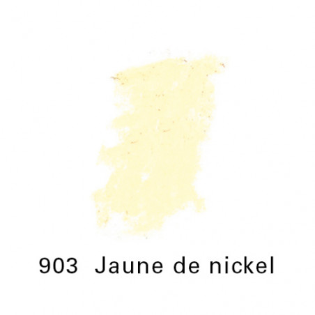 SEN PASTEL ECU PETIT 903 JAUNE NICKEL NO 4