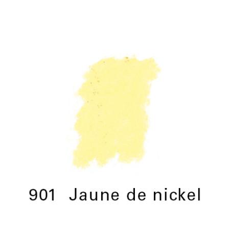 SEN PASTEL ECU PETIT 901 JAUNE NICKEL NO 2
