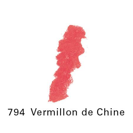 SEN PASTEL ECU PETIT 794VERMILLON CHINE NO 5
