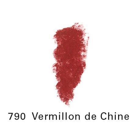 SEN PASTEL ECU PETIT 790VERMILLON CHINE NO 1