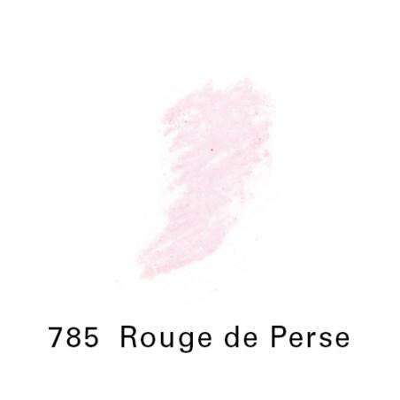 SEN PASTEL ECU PETIT 785 ROUGE PERSE NO 6