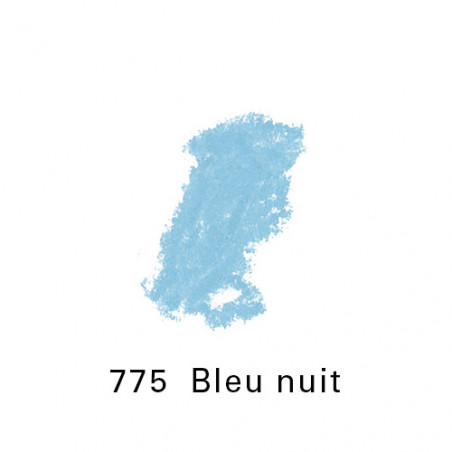 SEN PASTEL ECU PETIT 775 BLEU NUIT NO 6