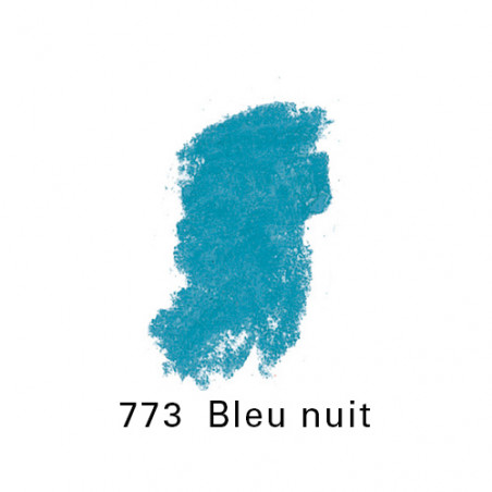 SEN PASTEL ECU PETIT 773 BLEU NUIT NO 4