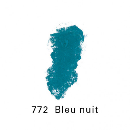 SEN PASTEL ECU PETIT 772 BLEU NUIT NO 3