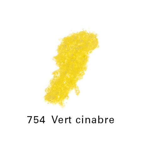 SEN PASTEL ECU PETIT 754 VERT CINABRE NO 5