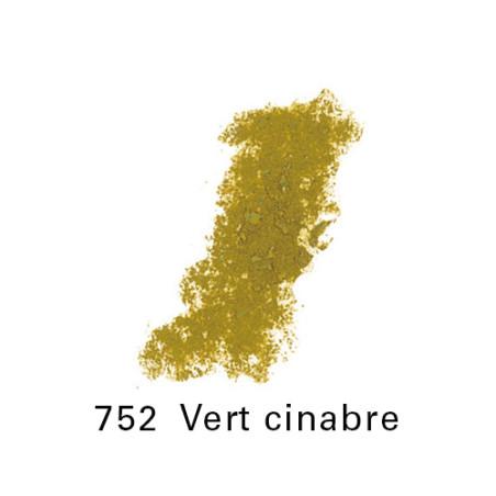 SEN PASTEL ECU PETIT 752 VERT CINABRE NO 3