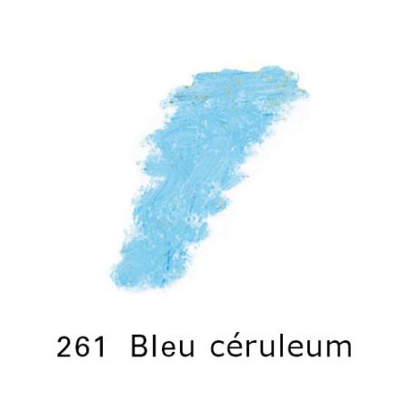 SEN PASTEL ECU PETIT 261 BLEU CERULEUM