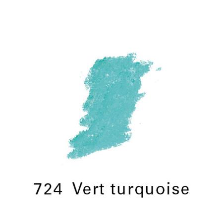 SEN PASTEL ECU PETIT 724 VERT TURQUOISE NO5
