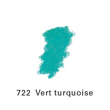 SEN PASTEL ECU PETIT 722 VERT TURQUOISE NO3