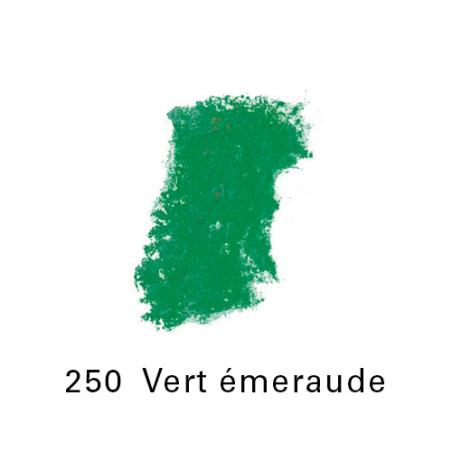 SEN PASTEL ECU PETIT 250 VERT EMERAUDE