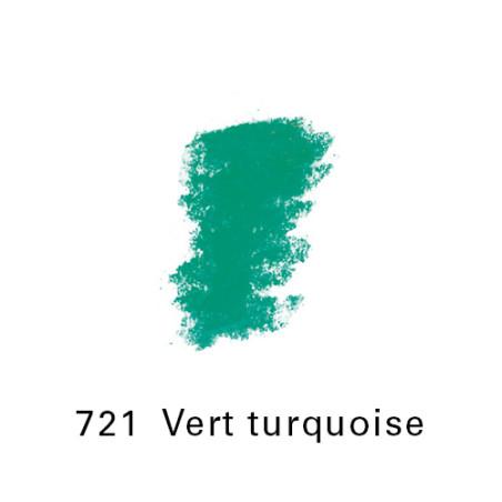 SEN PASTEL ECU PETIT 721 VERT TURQUOISE NO2