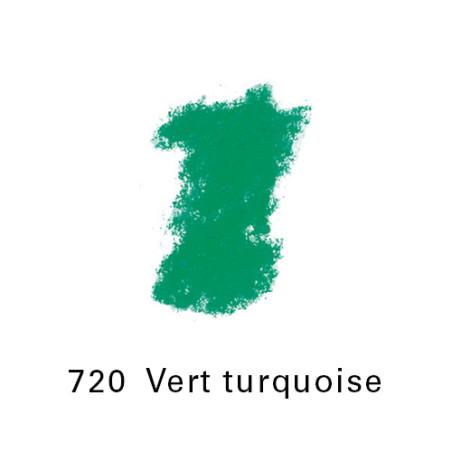 SEN PASTEL ECU PETIT 720 VERT TURQUOISE NO1
