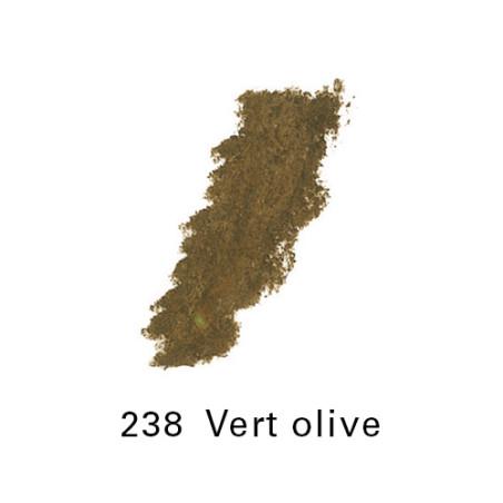SEN PASTEL ECU PETIT 238 VERT OLIVE