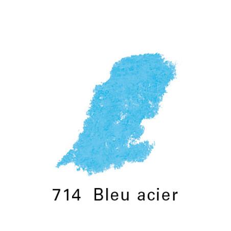SEN PASTEL ECU PETIT 714 BLEU ACIER NO 5