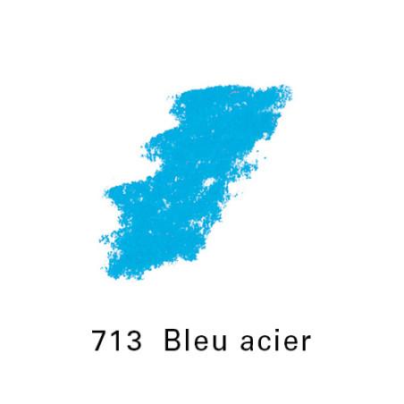 SEN PASTEL ECU PETIT 713 BLEU ACIER NO 4