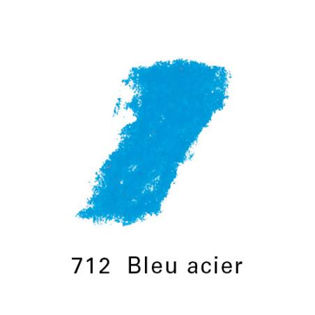 SEN PASTEL ECU PETIT 712 BLEU ACIER NO 3