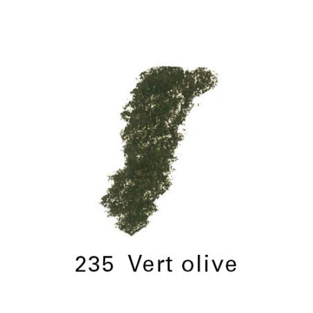 SEN PASTEL ECU PETIT 235 VERT OLIVE