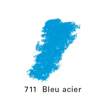 SEN PASTEL ECU PETIT 711 BLEU ACIER NO 2