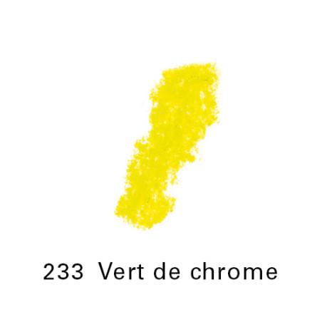 SEN PASTEL ECU PETIT 233 VERT DE CHROME