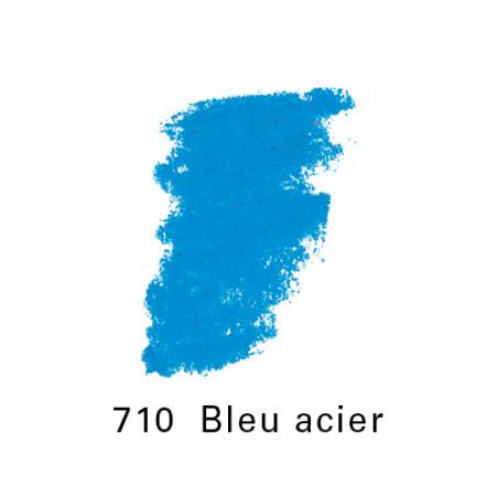 SEN PASTEL ECU PETIT 710 BLEU ACIER NO 1