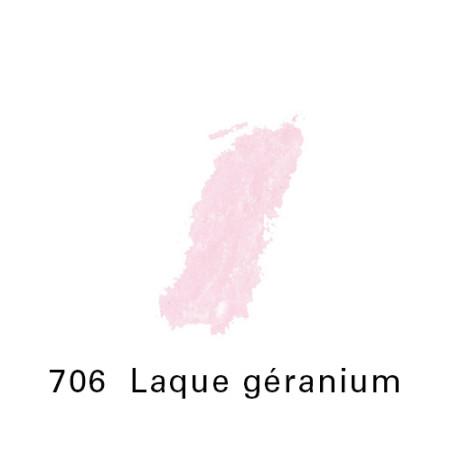 SEN PASTEL ECU PETIT 706 LAQUE GERANIUM NO7