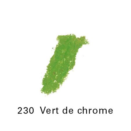 SEN PASTEL ECU PETIT 230 VERT DE CHROME