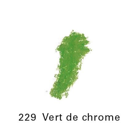 SEN PASTEL ECU PETIT 229 VERT DE CHROME