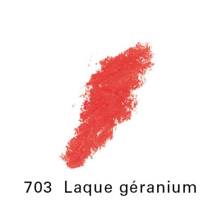 SEN PASTEL ECU PETIT 703 LAQUE GERANIUM NO4