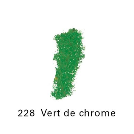SEN PASTEL ECU PETIT 228 VERT DE CHROME