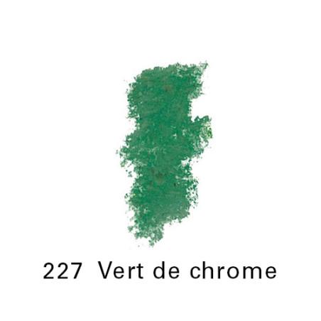 SEN PASTEL ECU PETIT 227 VERT DE CHROME