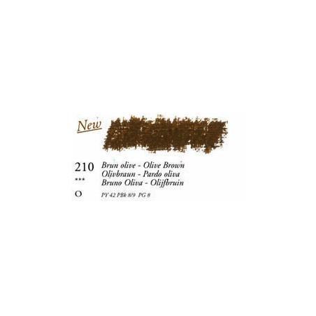 SEN PASTEL HUILE 210BRUN OLIVE