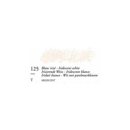 SEN PASTEL HUILE 125 IRISE BLANC IRISE