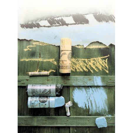 Sennelier coffrets pastels tendres à l'écu pour artistes