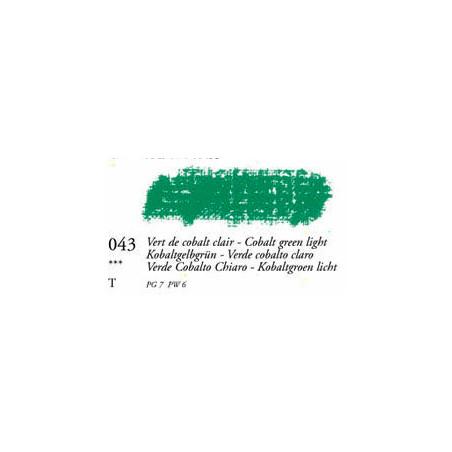SEN PASTEL HUILE 043VERT DE COBALT CLAIR