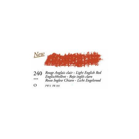 SEN PASTEL HUILE ROUGE ANGLAIS CLAIR 38 ML