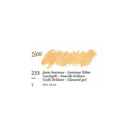 SEN PASTEL HUILE MOYEN 38ML 233 JAUNE BRILLANT