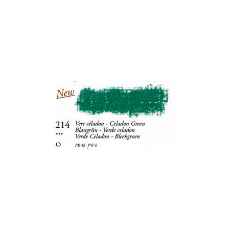 SEN PASTEL HUILE VERT CELADON 38 ML
