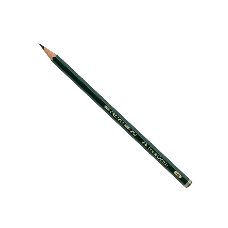 Crayons à papier CASTELL 9000