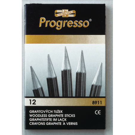 Mine de graphite Progresso Koh-i-Noor