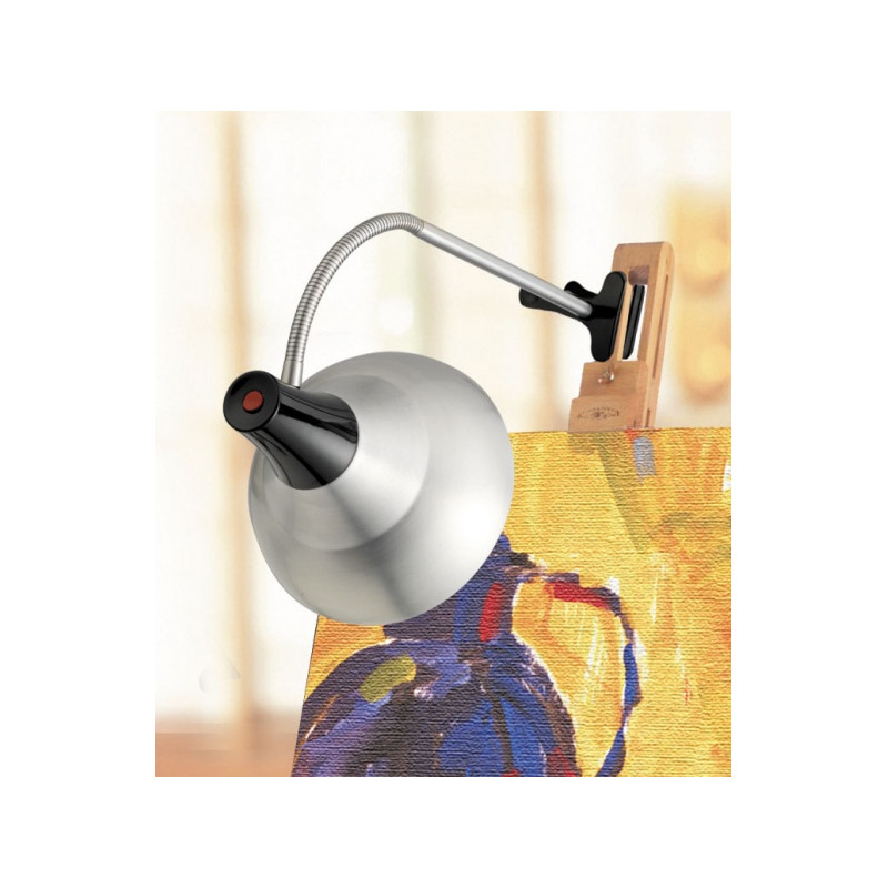 Lampe pour chevalet 15W Daylight - Boesner