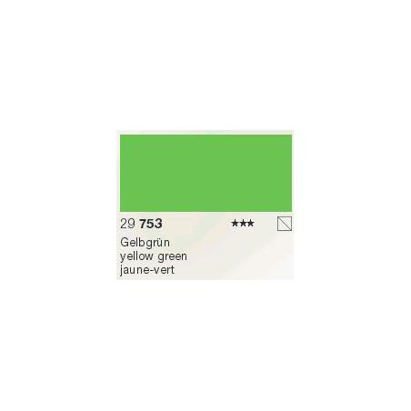 ROHRERS ENCRE CALLIGRAPHIE 250ML 753  JAUNE VERT