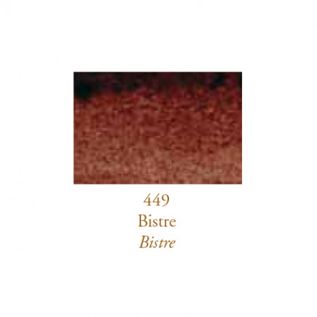 SENNELIER ENCRE 30ML 449 BISTRE