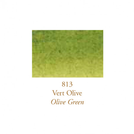 SENNELIER ENCRE 30ML 813 VERT OLIVE
