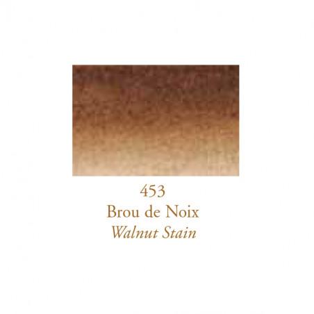 SENNELIER ENCRE 30ML 453 BROU DE NOIX