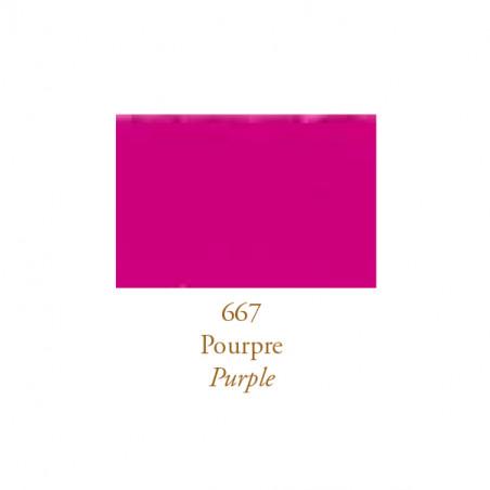 SENNELIER ENCRE 30ML 667 POURPRE