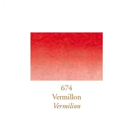 SENNELIER ENCRE 30ML 674 VERMILLON