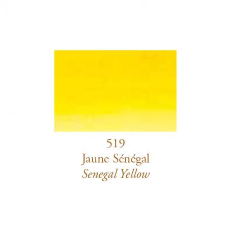 SENNELIER ENCRE 30ML 519 JAUNE SENEGAL