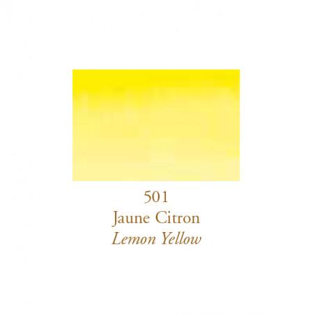 SENNELIER ENCRE 30ML 501 JAUNE CITRON